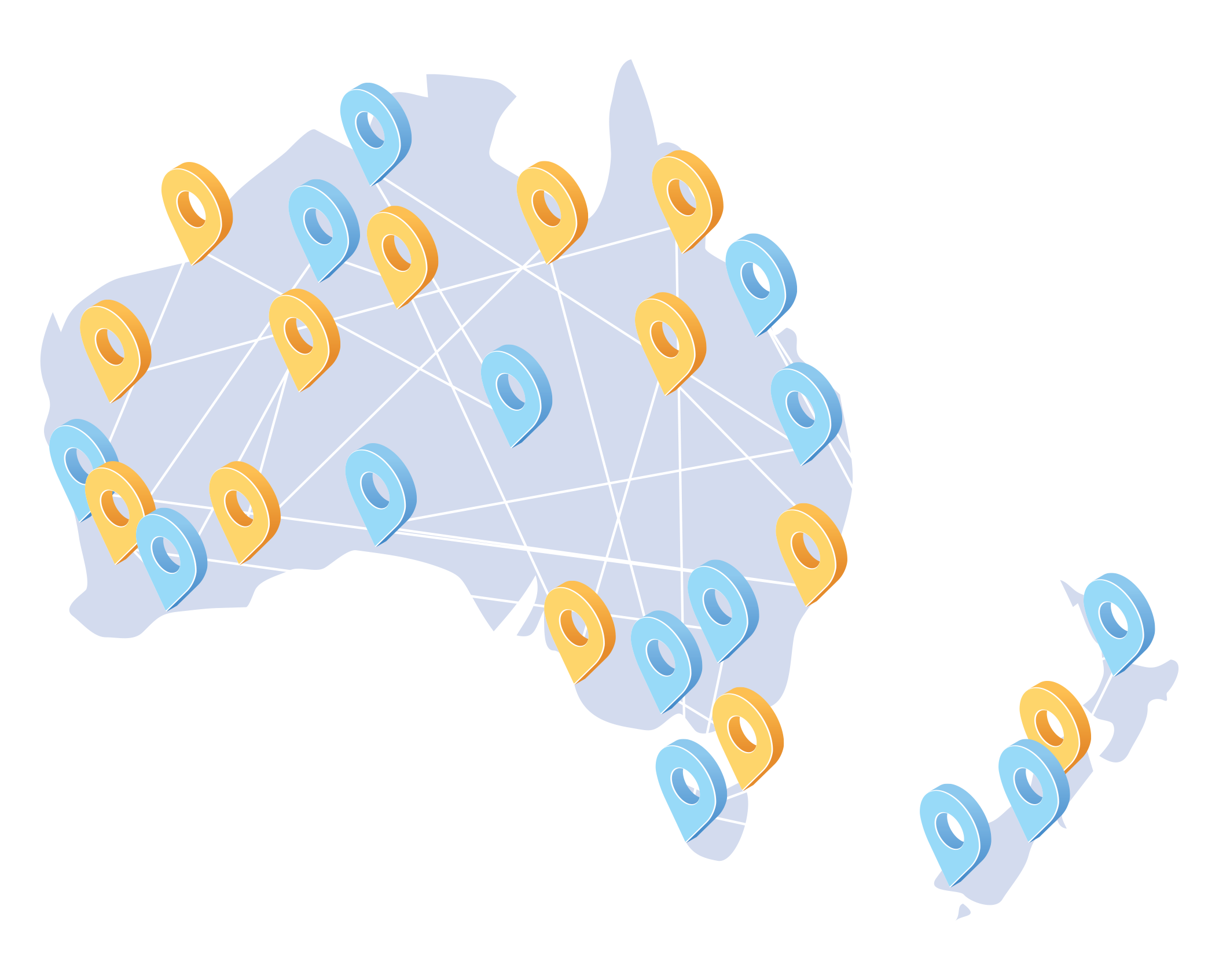 Pharmx - Our network spans Australia and New Zealand
