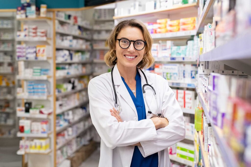 Pharmx - The network of suppliers